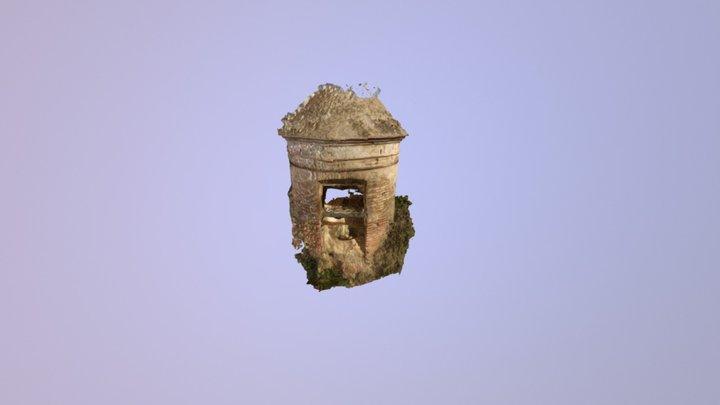 Alcubilla del lagar de Almendrales 3D Model