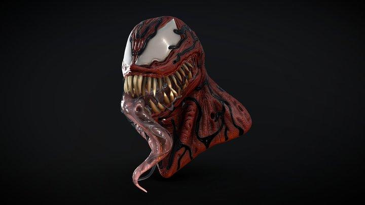 Carnage 3D Model