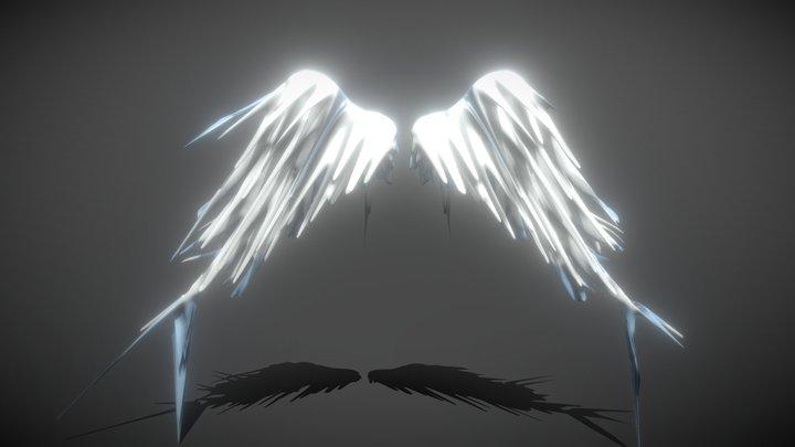 Old Wings 3D Model