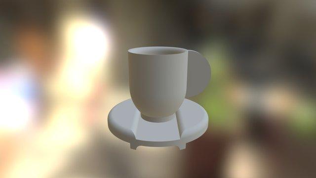 Malevich Espresso 3D Model