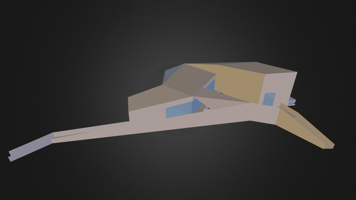 Vedes_utan_masik 3D Model