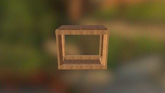 Ecub Obj 3D Model