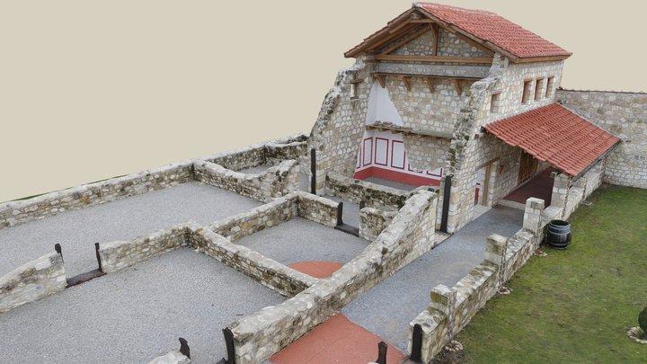 domus quarta 3D Model
