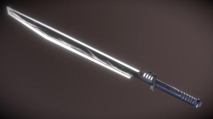 Darksaber 3D Model