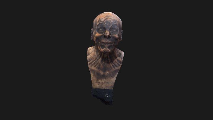 The Simpleton 3D Model