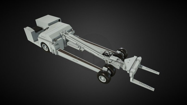 AS32K1 3D Model