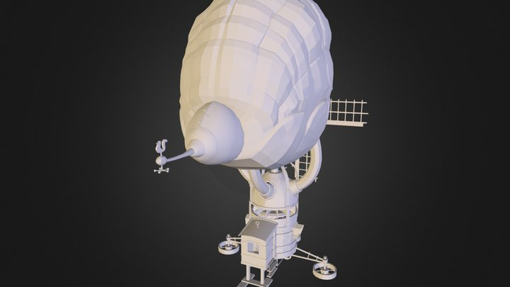 globo 3D Model