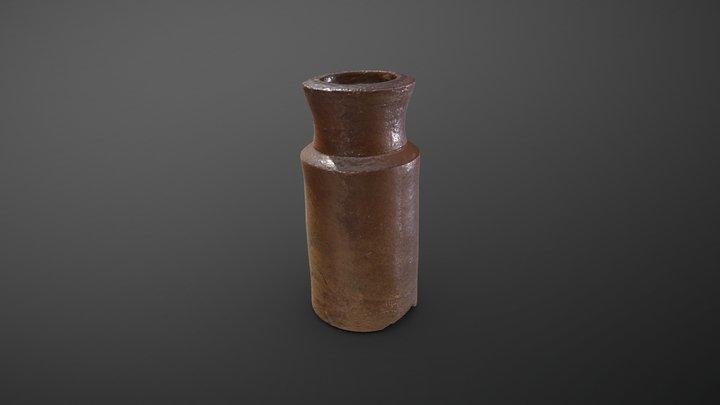 Victorian Pot 3D Model