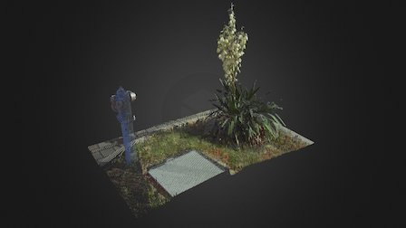 A little example of Project Point Cloud 3D Model