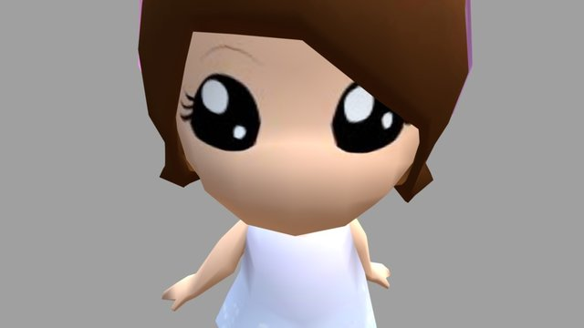 Nana 3D Model
