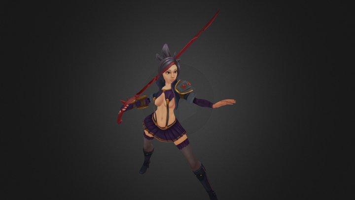 Riven02 3D Model