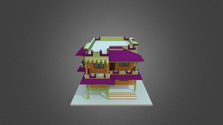 home test01 3D Model