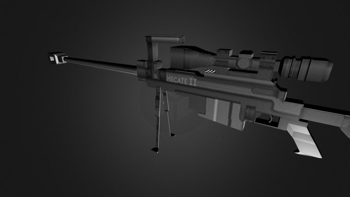 Hecate2 3D Model