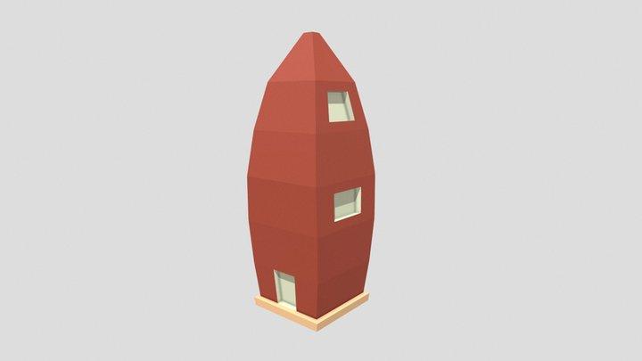 Prédio 3D Model