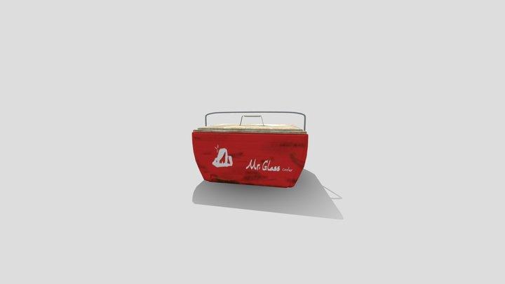 ACG Final IceBox 3D Model