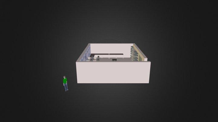 Salon16 3D Model