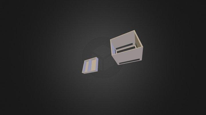 AF Test 3D Model