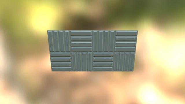 MDF 3D 010 3D Model