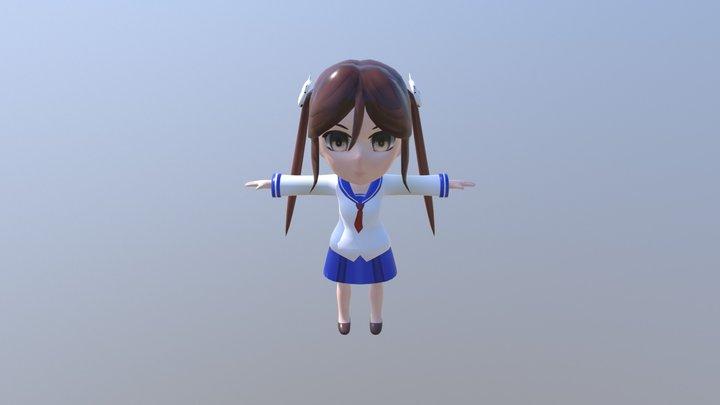 Fl 3D Model