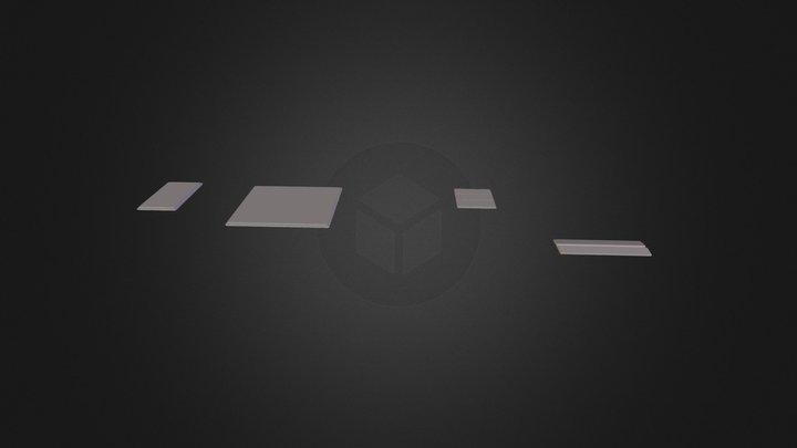 2x2 3D Model