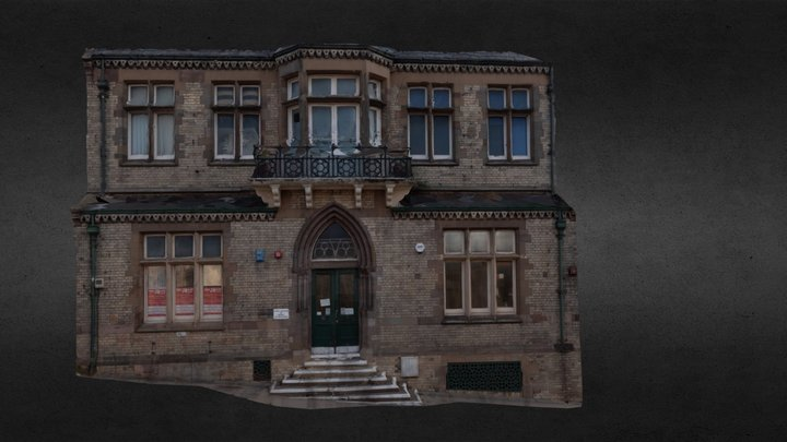 Old Town Hall 3D Model