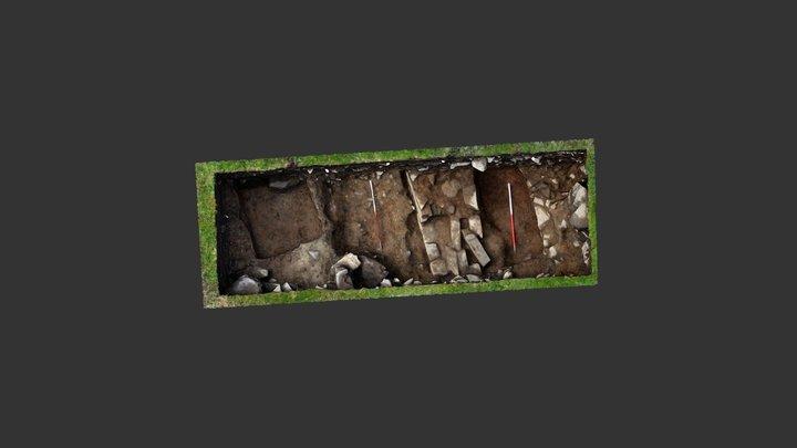 Conwy Vicarage Garden 3D Model