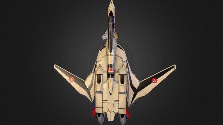 YF-19  3D Model