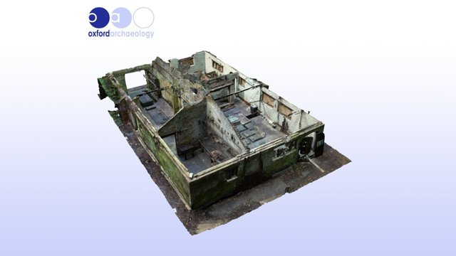 The Generator House, Cliveden - National Trust 3D Model