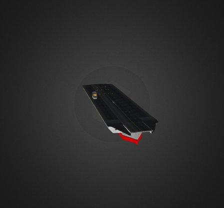 Boat Parts CVA 3D Model