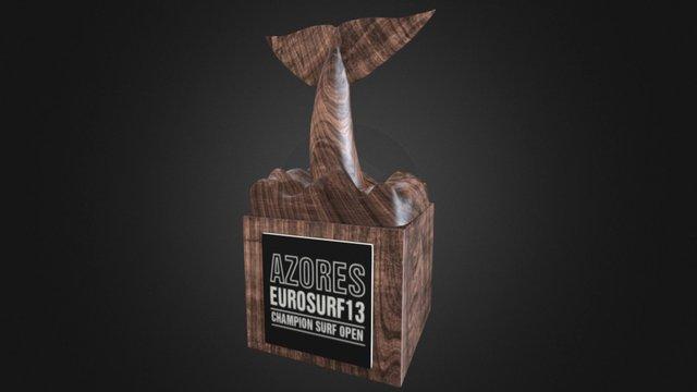 AZORES Eurosurf 2013 (Surf Trophy) 3D Model