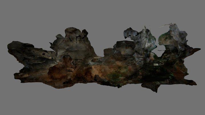 Lapa Furada 3D Model