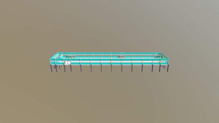 Uniesp - Olímpia-SP 3D Model
