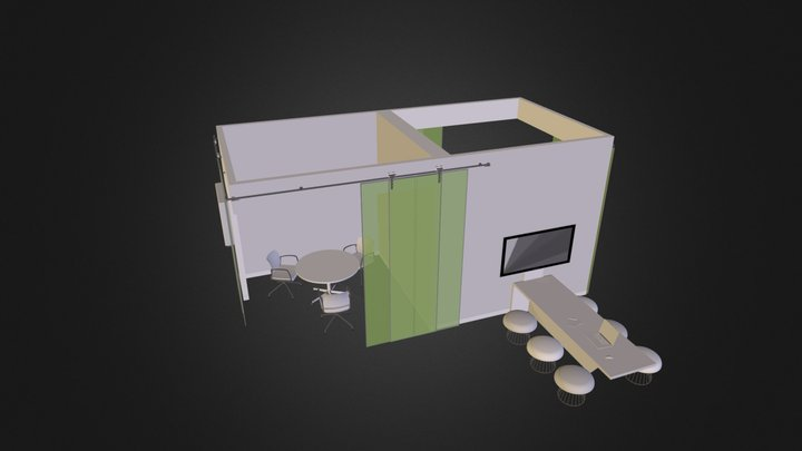 FOCUS ROOM 1 3D Model