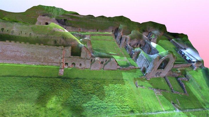 Haughmond 3D Model