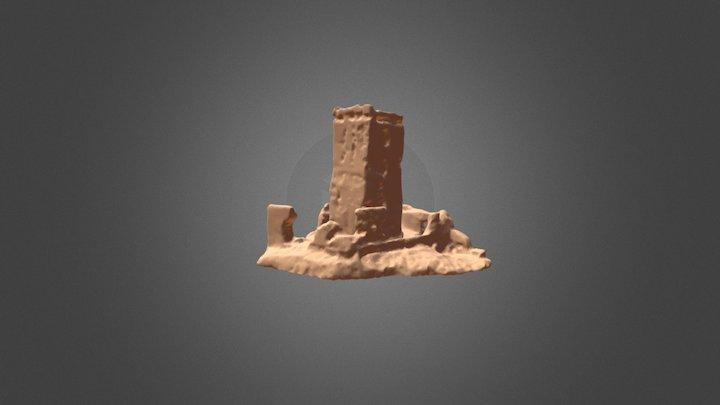 Torre Valencia 3D Model
