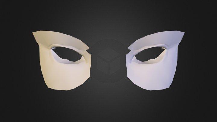 EyePart1 3D Model