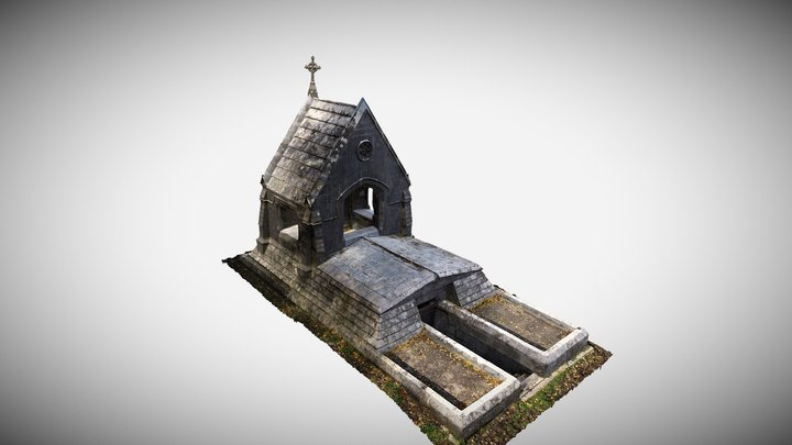 Seymour's Mausoleum 3D Model