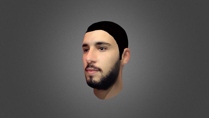 Wael Tsar   Wael Zaafouri 3D Model