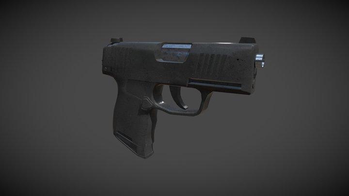SS- 365- LowPoly 3D Model