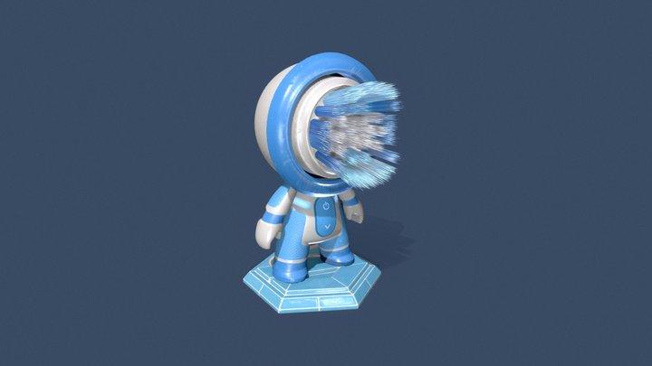 Meet Mat 2 — Toothbrush 3D Model