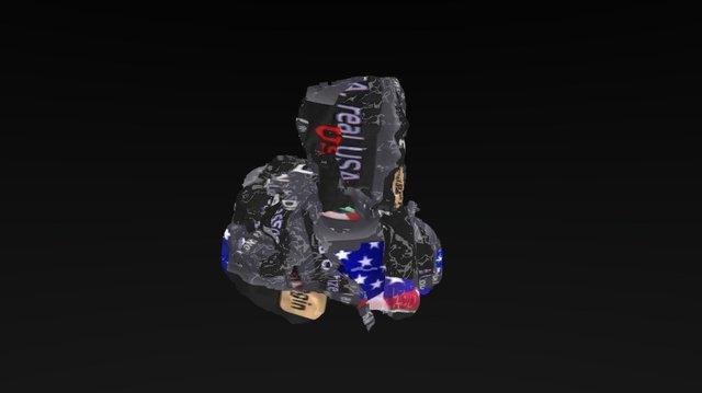 FAKE ID - 2 3D Model