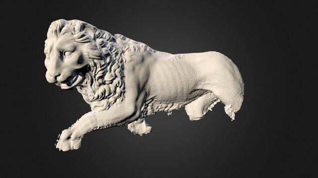 Lion's Gate - Moate Park 3D Model