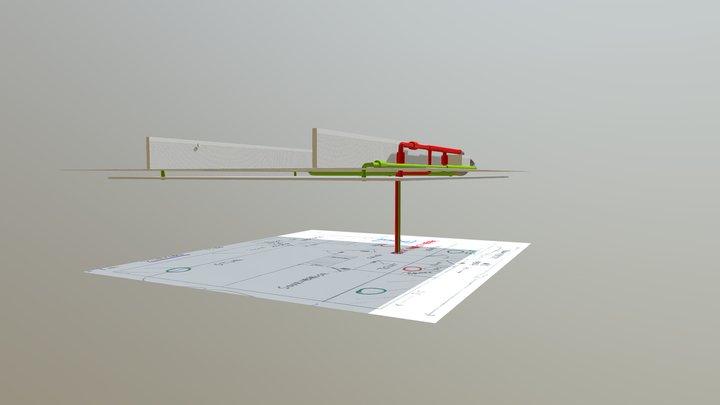 Frank Mouridsen 3D Model