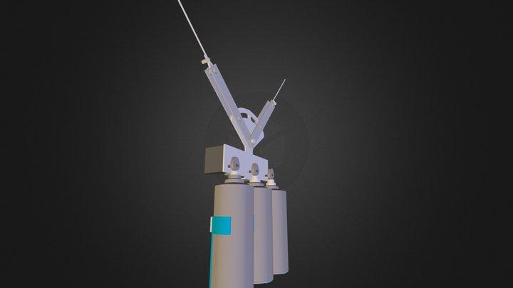 spreje 3D Model