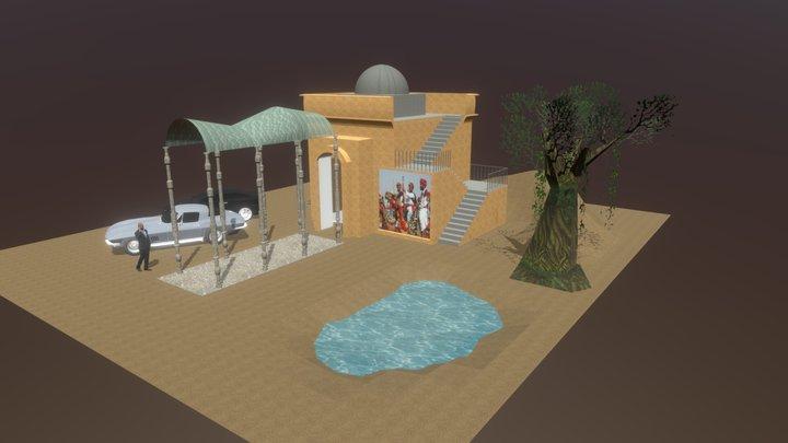 Buildingtest2 3D Model