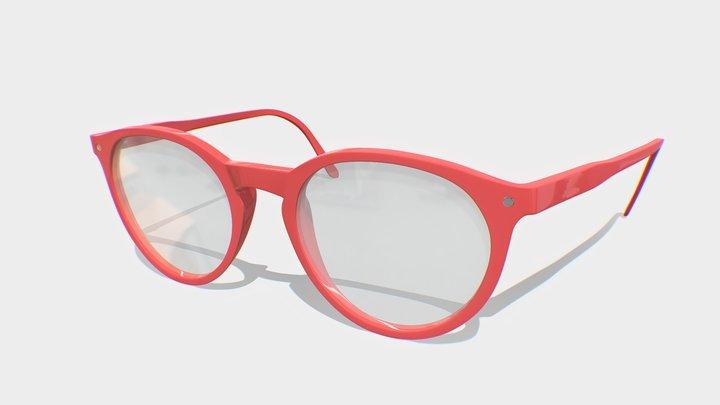 Glasses 3 3D Model