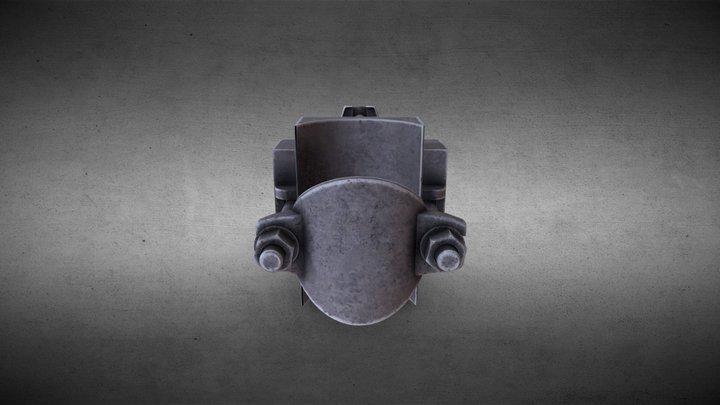 giunto - coupling 3D Model