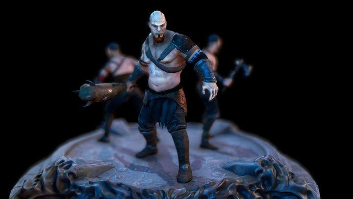 Bandits 3D Model