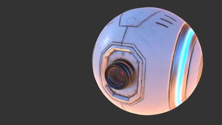 Drone 3December 03 3D Model