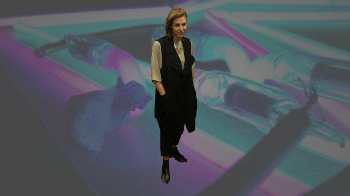 Amanda 3D Model